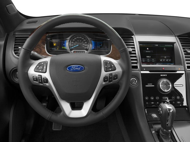 taurus limited buy ford photo exterior information