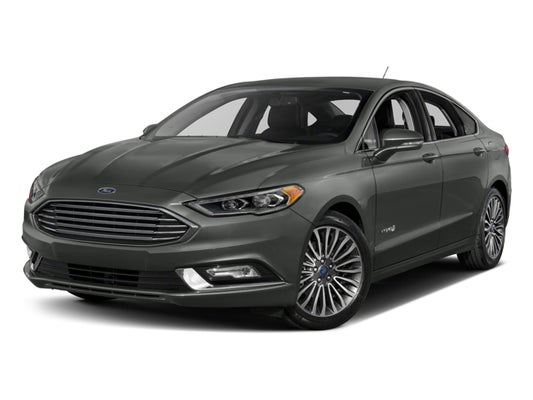 2017 Ford Fusion Hybrid Anium In Prince Frederick Md
