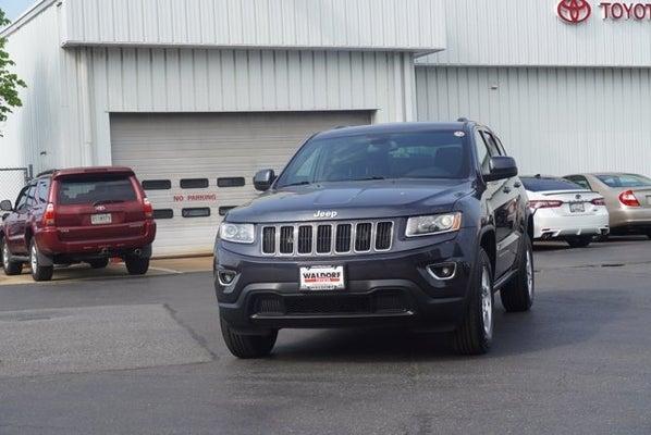 Jeep Laredo 2016 >> 2016 Jeep Grand Cherokee Laredo
