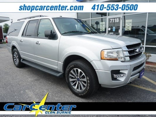 d979ca286b 2017 Ford Expedition EL XLT in Prince Frederick