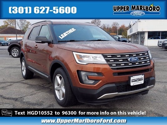 2017 Ford Explorer XLT in Prince Frederick, MD | Washington